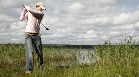 Pļavu golfs